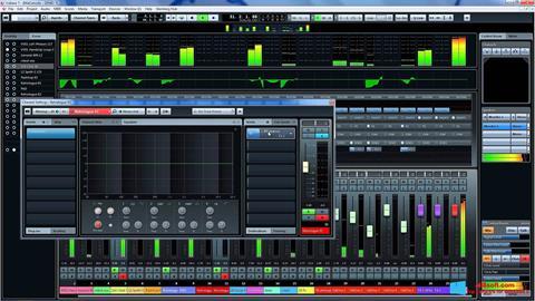 Скріншот Cubase для Windows 8