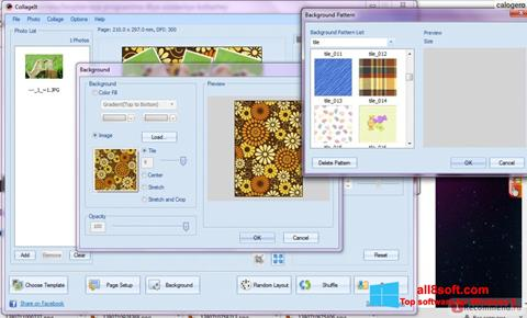 Скріншот CollageIt для Windows 8