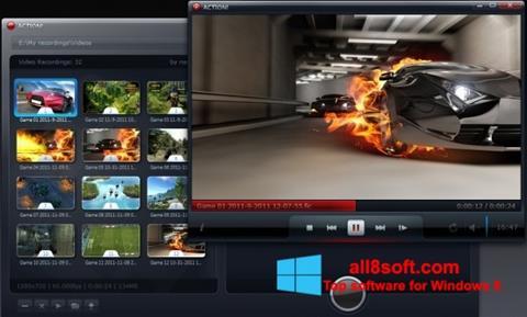 Скріншот Action! для Windows 8