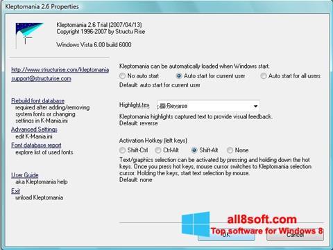 Скріншот Kleptomania для Windows 8