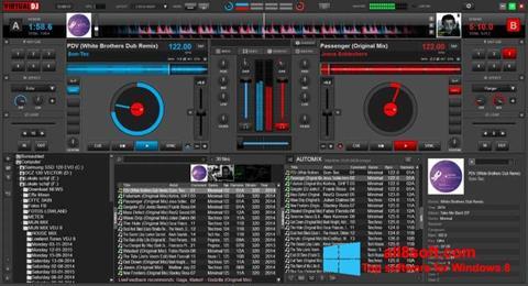 Скріншот Virtual DJ для Windows 8
