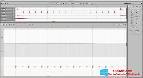 Скріншот Melodyne для Windows 8