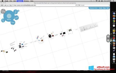 Скріншот Prezi для Windows 8