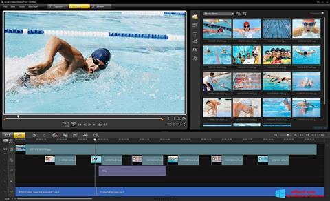 Скріншот Corel VideoStudio для Windows 8