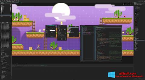 Скріншот Game Maker для Windows 8