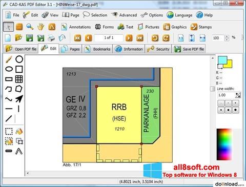 Скріншот PDF Reader для Windows 8