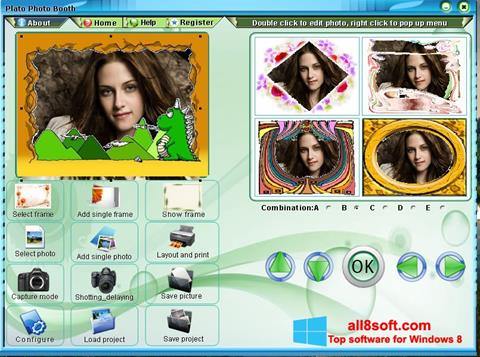 Скріншот Photo Booth для Windows 8